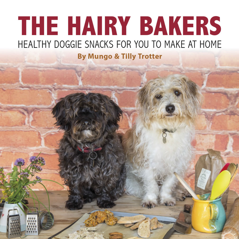 The Hairy Bakers by Mungo & Tilly Trotter
